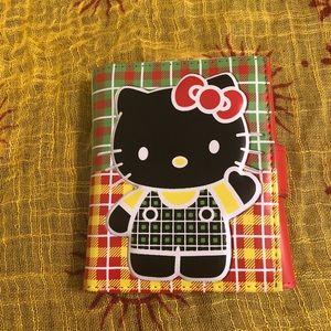 Hello kitty Multicolor wallet.